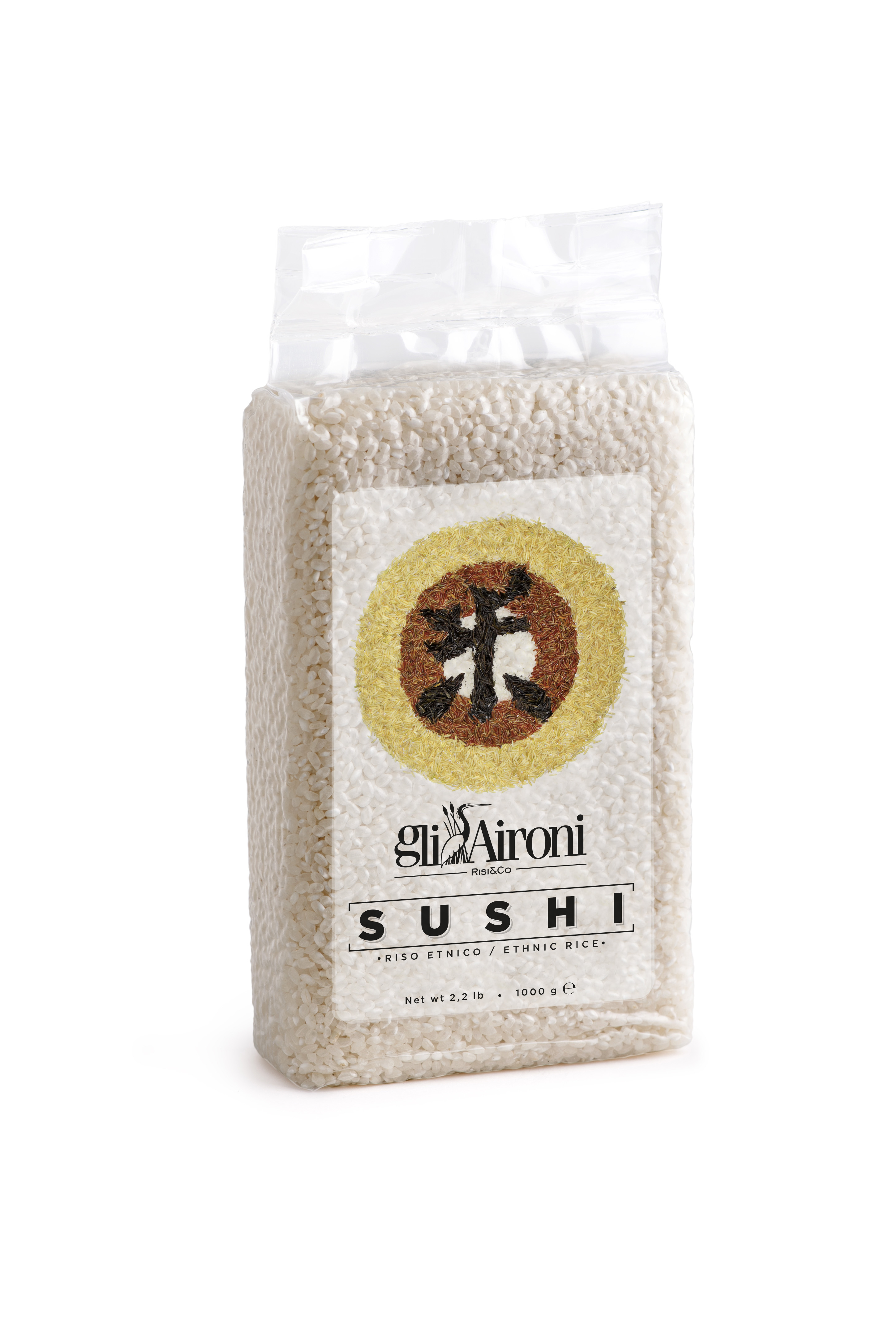 Sushi Arroz  - GliAironi