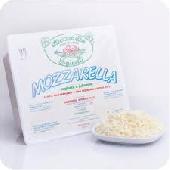 Muzarela cortada en juliana- Caseificio Spinelli