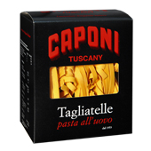 Tagliatelle al Huevo Caponi