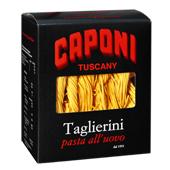 Taglierini al huevo Caponi