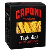 Tagliolini al huevo Caponi