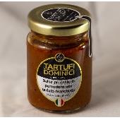 Salsa de tomate picante con trufa de bianchetto - Tartufi Dominici