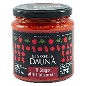 Salsa a la puttanesca - Masseria Dauna